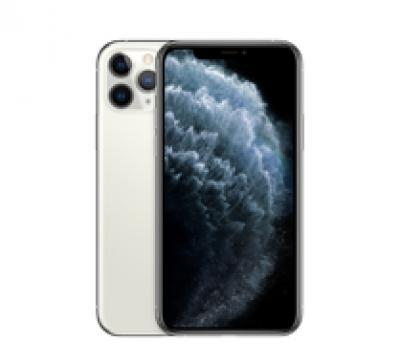 Apple iPhone 11 Pro Max 256GB MWHK2HNA Silver price in hyderabad, telangana
