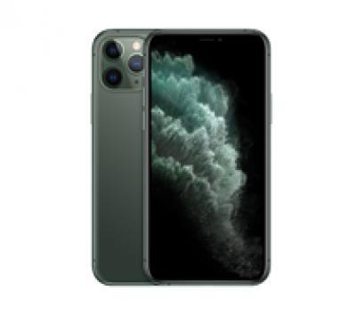 Apple iPhone 11 Pro Max 512GB MWHR2HNA Midnight Green price in hyderabad, telangana