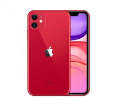 Apple iPhone 11 64GB MWLV2HNA Red price in hyderabad, telangana