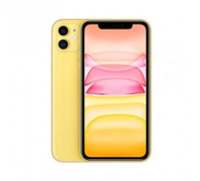 Apple iPhone 11 64GB MWLV2HNA Yellow price in hyderabad, telangana