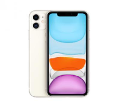 Apple iPhone 11 128GB MWM22HNA White price in hyderabad, telangana