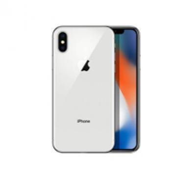 Apple iPhone X 64GB Silver MQA62HNA price in hyderabad, telangana