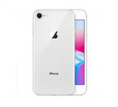 Apple iPhone 8 128GB Silver MX142HNA price in hyderabad, telangana