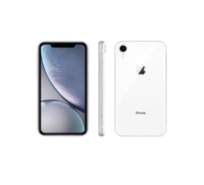 Apple iPhone XR 64GB White MRY52HNA price in hyderabad, telangana