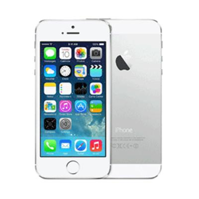 Apple iPhone 5s 16sGB Silver MF353HNA price in hyderabad, telangana