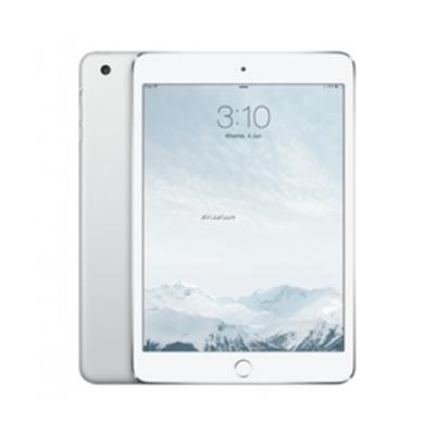 Apple iPad mini 4 WiFi Cellular 128GB Silver MK772HNA price in hyderabad, telangana