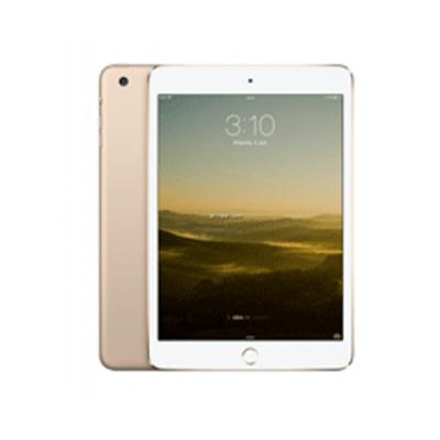 Apple iPad mini 4 WiFi 128GB Gold MNY32HNA price in hyderabad, telangana