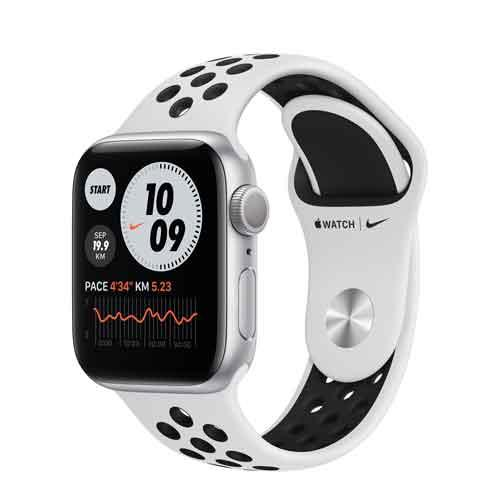 Apple Watch Nike Series 6 GPS Cellular 40MM M07E3HNA price in hyderabad