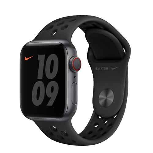 Apple Watch Nike Series SE GPS Cellular 40MM MG013HNA price in hyderabad