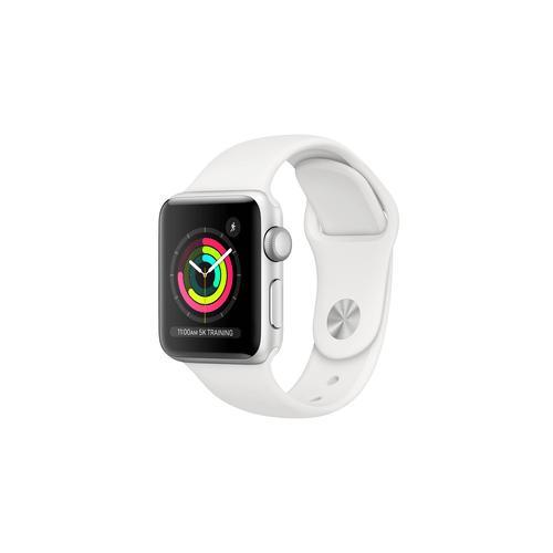Apple Watch Series 3 GPS 38mm MTEY2HNA price in hyderabad