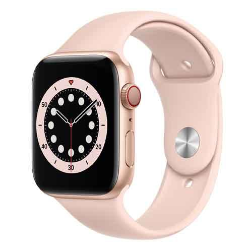 Apple Watch Series 6 GPS 40MM MG123HNA price in hyderabad