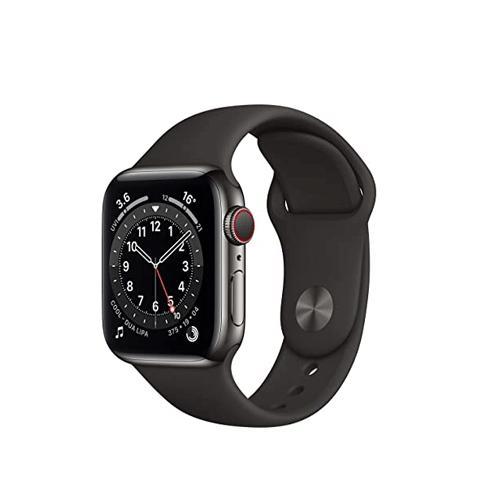 Apple Watch Series 6 GPS Cellular 40MM M06U3HNA price in hyderabad