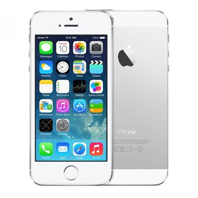 Apple iPhone 5S 16 GB Silver price in hyderabad, telangana
