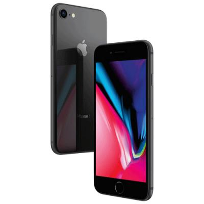 Apple iPhone 8 MQ6K2LLA(Space Grey,64GB) price in hyderabad, telangana