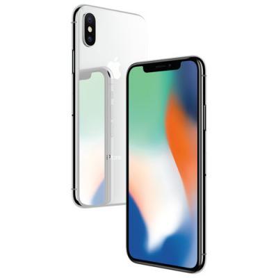 Apple iPhone X(Silver,64GB) price in hyderabad, telangana