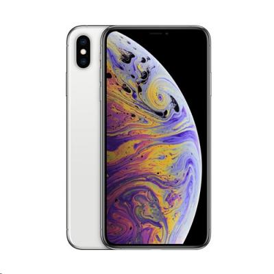 Apple iPhone XS Max 256GB Silver MT542HNA price in hyderabad, telangana